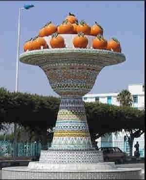 набёль тунис фото